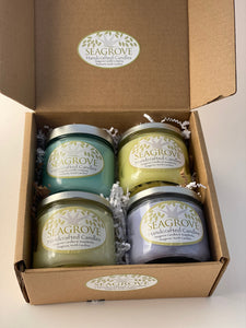 Gift set- Summertime Candle Sampler