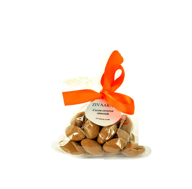Cocoa-covered Almonds (favor size)