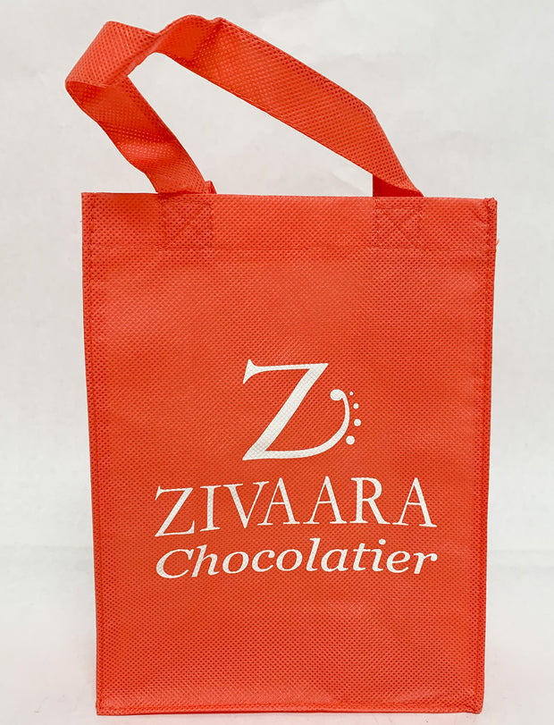 Zivaara logo reusable bag (Small)
