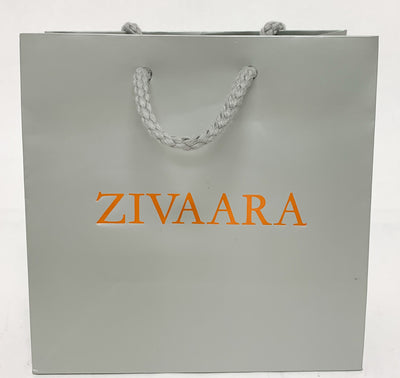 Zivaara Signature gift bag (Small)