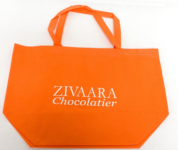 Zivaara logo reusable bag (Large)