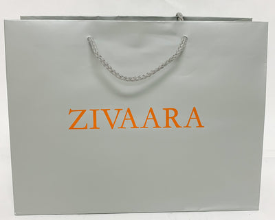 Zivaara Signature gift bag (Large)