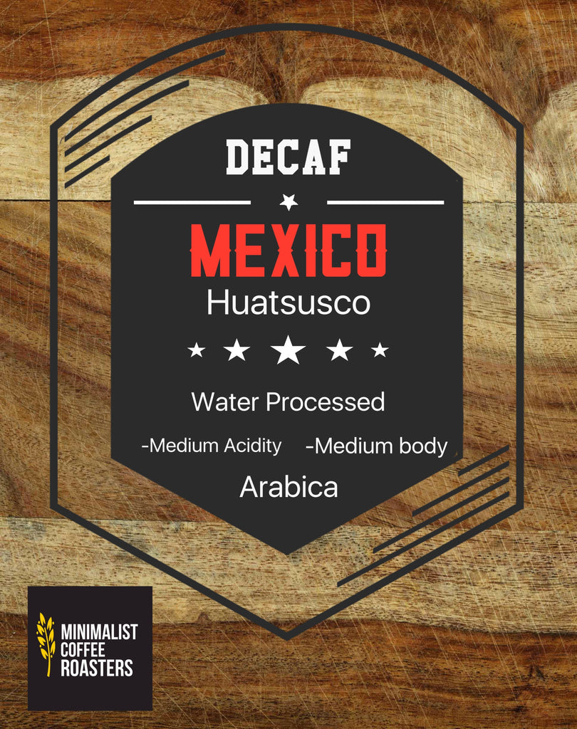 Decaf 500gm