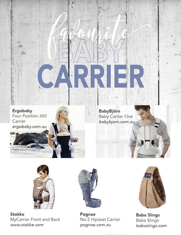 Pognae Australia Best Baby Carrier