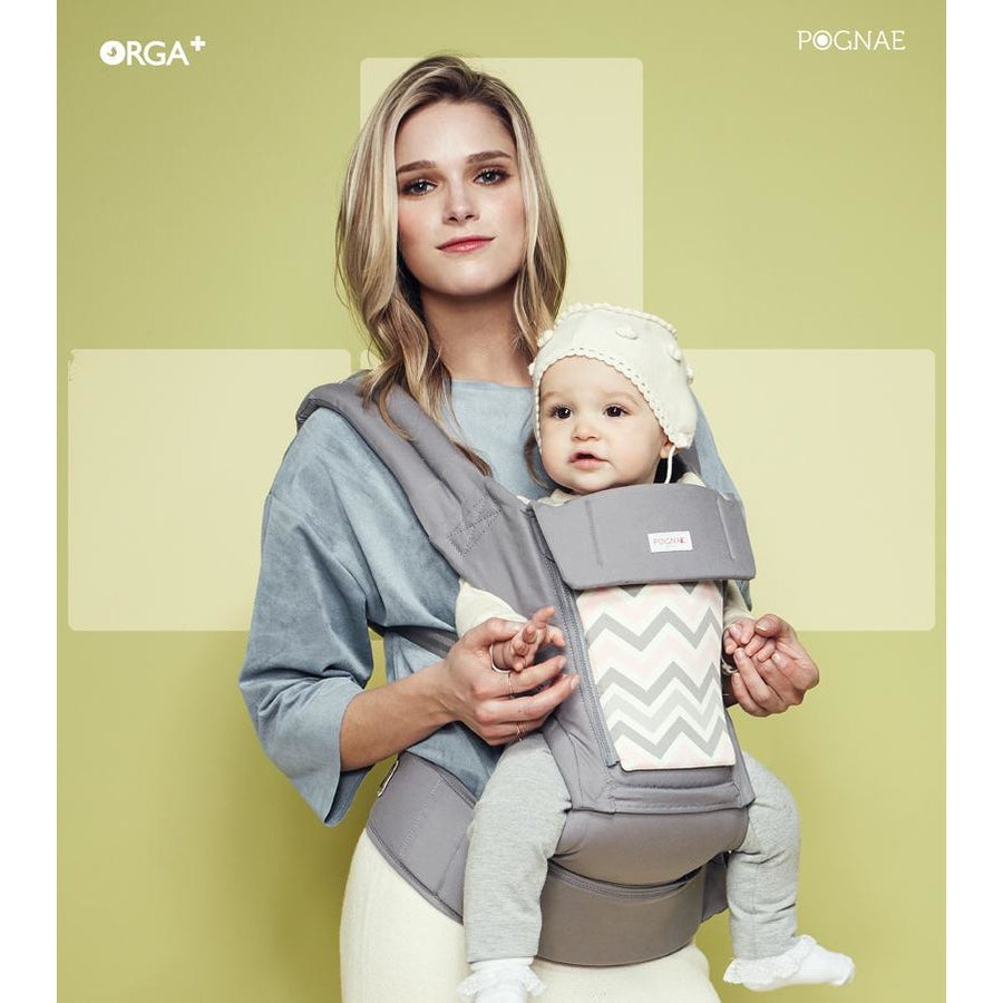 ORGA PLUS All-in-One Baby Carrier