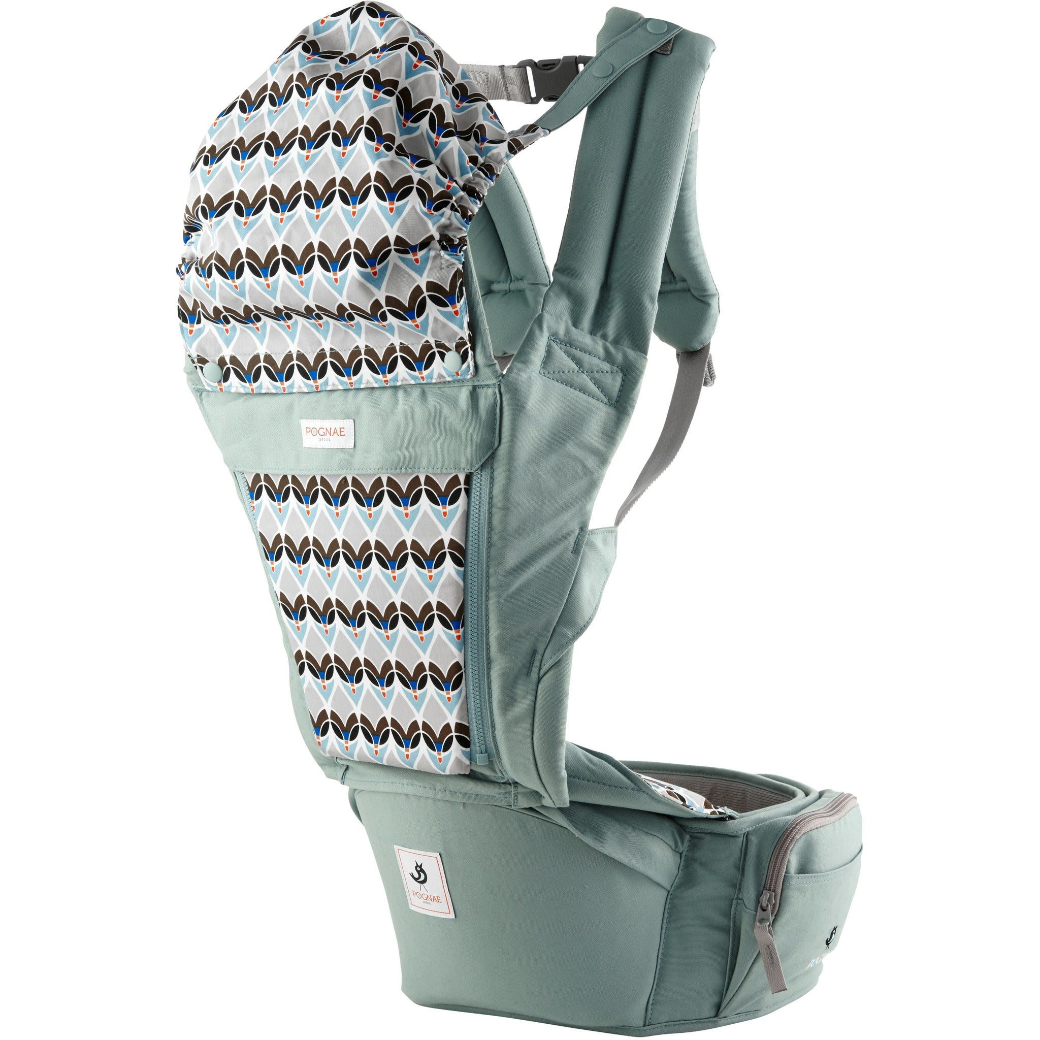 d794f0b2914 Pognae Australia - ORGA Plus All-in-One Baby Carrier
