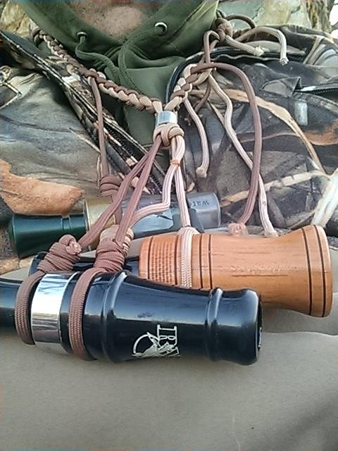 "duck calls  & "" Special Loon edition Call """