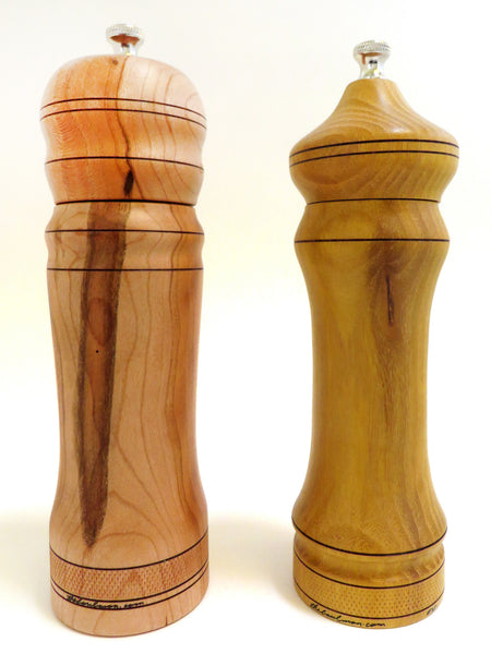 "The 8""peppermills"