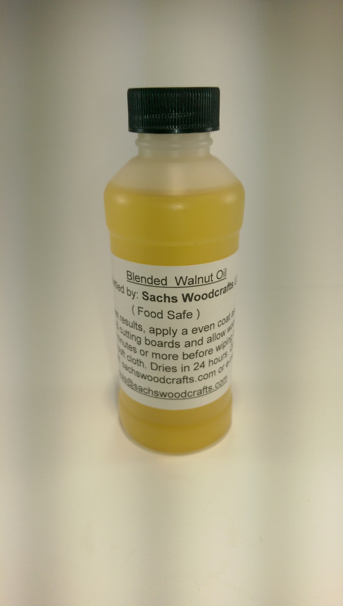 linseed / walnut oil