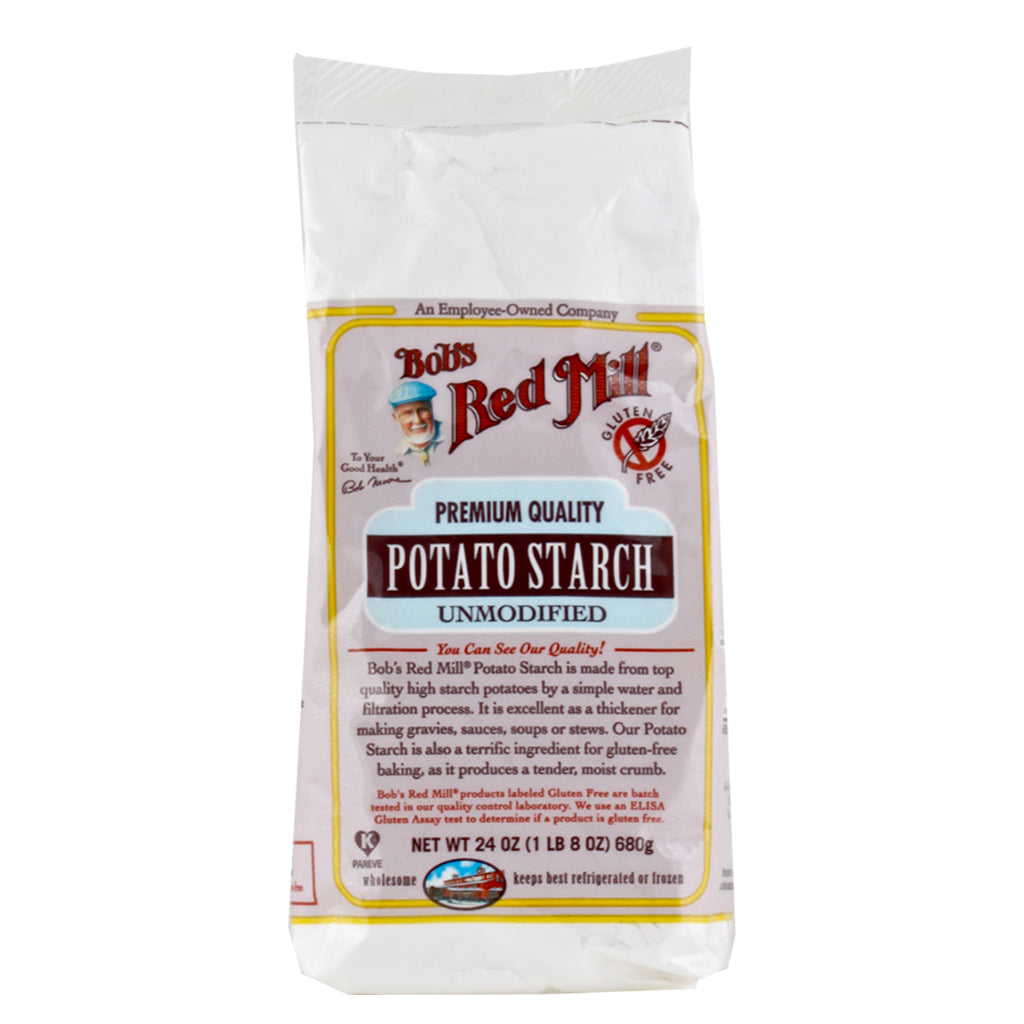 Bob's Red Mill, Fécula de Papa, No Modificada, 680g