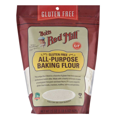 Bob's Red Mill, Harina Sin Gluten Multipropósito,  624 g