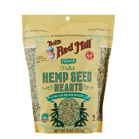 Bob's Red Mill,  Semillas de Hemp, Sin Cáscara,  227 g
