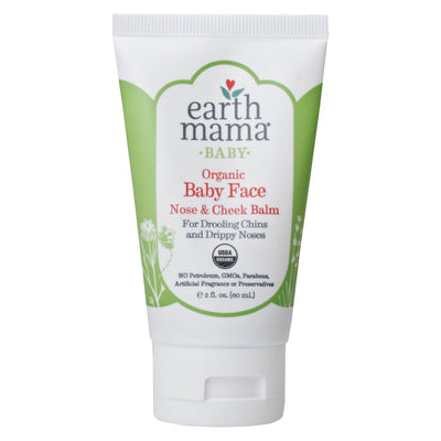 Earth Mama, Bálsamo para Nariz y Mejillas 60ml