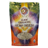 Earth Circle Organics, Semillas de Hemp, Orgánicas y Crudas, 340g
