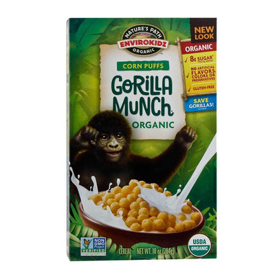 Nature's Path, Cereal Orgánico Sin Gluten, 284 g