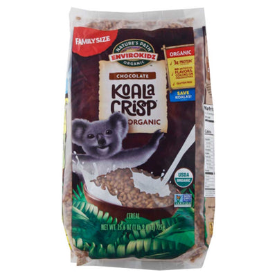 Nature's Path, Cereal de Chocolate, Orgánico, 725g