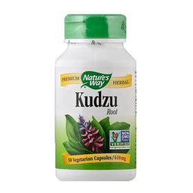 Nature's Way, Raíz de Kudzu, en cápsulas, 50cap/610 mg