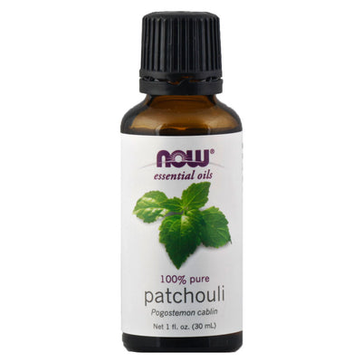 Now, Aceite Esencial de Patchuli, 30 ml