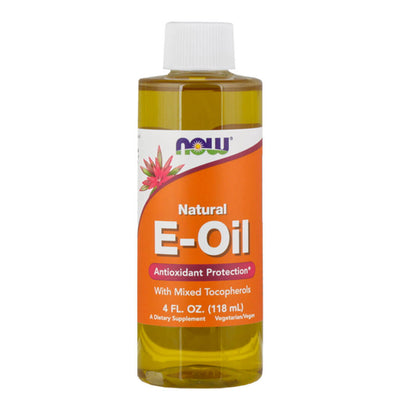 Now, Aceite de Vitamina E Natural, 118 ml