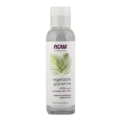 Now, Glicerina Vegetal, 118 ml