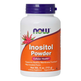 Now, Inositol en Polvo, 113g