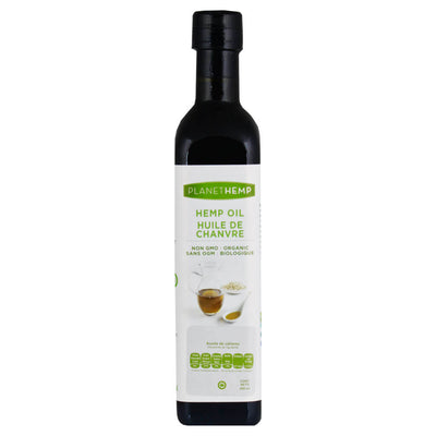 Planet Hemp, Aceite de Hemp, 500 ml