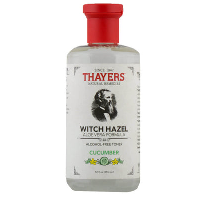 Thayers, Tónico Facial, Pepino, con Aloe Vera, 355 ml