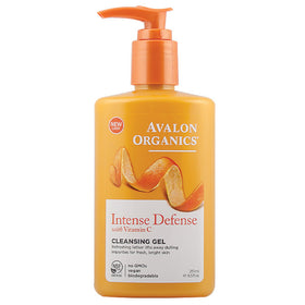 Avalon Organics, Gel De Limpieza, con Vitamina C,  251 ml