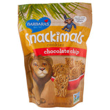 Barbara's Bakery, Snackimals, Galletas de Animalitos, choco chip, 213g