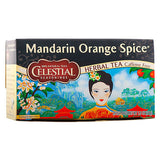 Celestial Seasonings, Té Herbal, Mandarin Orange Spice, Sin Cafeína, 20 bolsitas, 54g