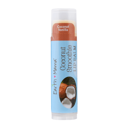 Earth Mama, Protector para Labios Sabor Smoothie de Coco, 4ml