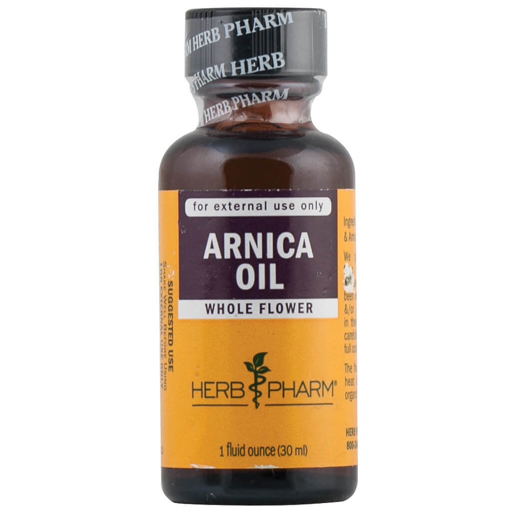 Herb Pharm, Aceite de Árnica, 30 ml