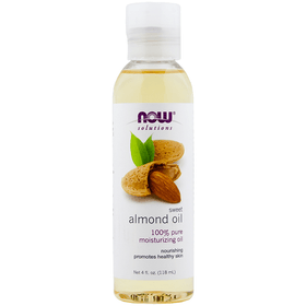Now Foods, Aceite de Almendras, 118ml