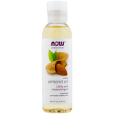 Now, Aceite de Almendras, 118 ml