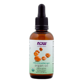Now Foods, Aceite de Argán Orgánico, 59 ml
