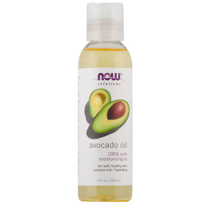 Now, Solutions, Aceite de Aguacate, 118 ml