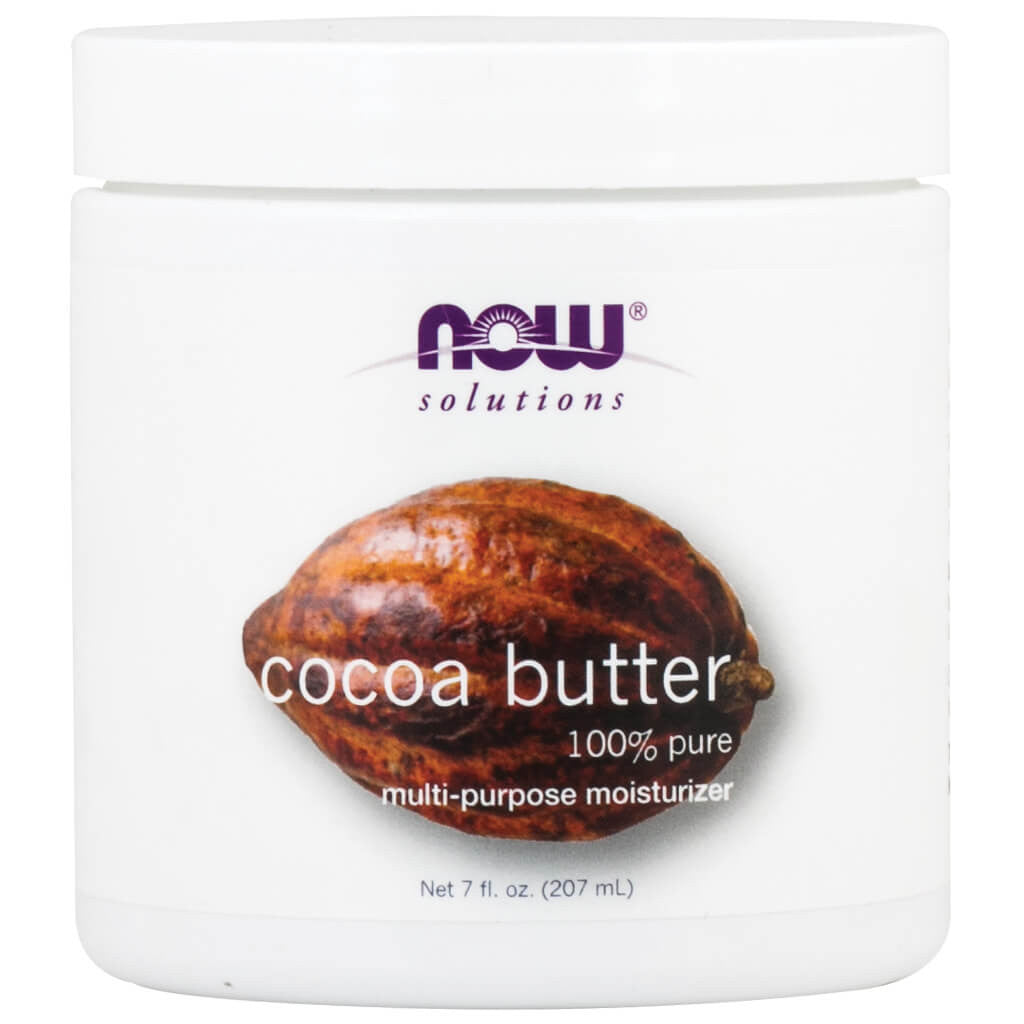 Now, Manteca de Cacao, 207 ml