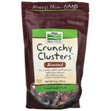 Now, Real Food, Trocitos de Almendras Crujientes, 255 g