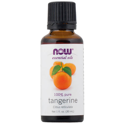 Now, Essential Oils, Aceite Esencial de Mandarina, 30 ml