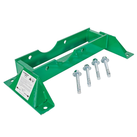 Greenlee 00865 Floor Mount for 6500, 6800 Cable Pullers