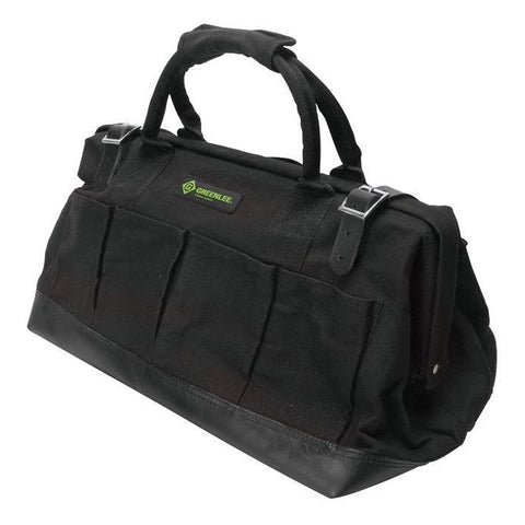 "Greenlee 0158-11 20"" Canvas Bag"