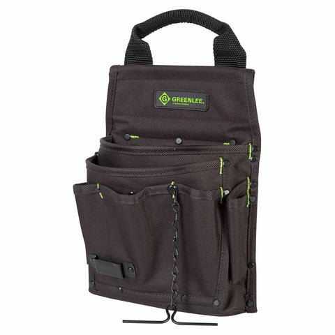 Greenlee 0158-17 7 Pocket Caddy Bag