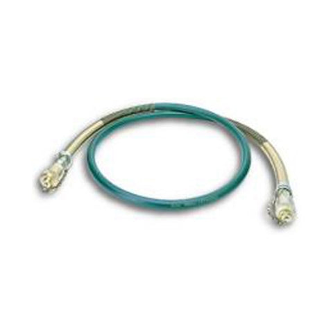 "Greenlee 05850 10' x 1/4"" Hydraulic Hose Unit"