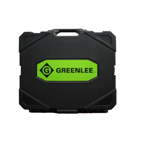 Greenlee 10391 Plastic Carry Case 7706SB