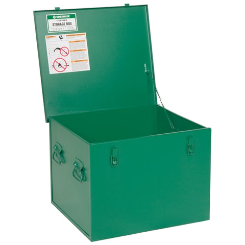 Greenlee 1723 Steel Storage Box