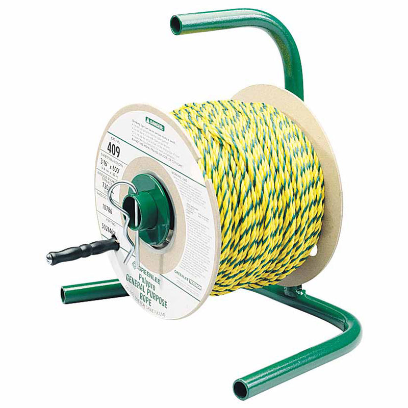 Greenlee 409 Poly Pro Rope 3/16X600Feet