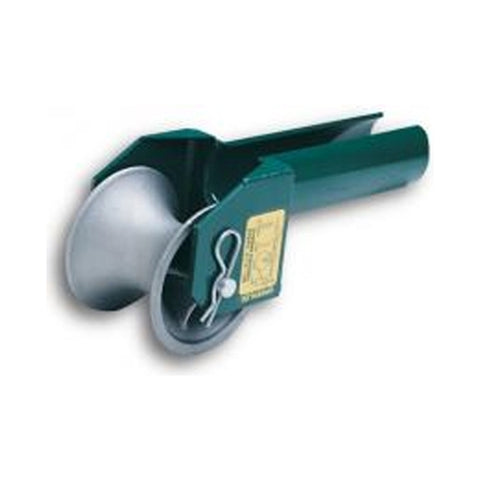 "Greenlee 441-3-1/2 Feeding Sheave for 3-1/2"" Conduit"
