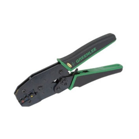 Greenlee 45500 Kwik Cycle Crimper Tool with Die