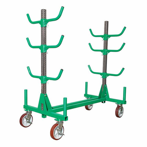 Greenlee 553 Bent Conduit Cart