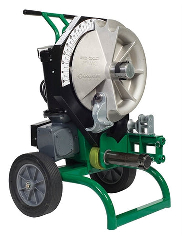 Greenlee 555CXES Electric Bender, Cx  W/Single Shoe 13934